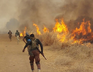 Yet Again, Boko Haram Kills Another Gallant Soldier In battlefield, See Photo