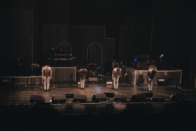 Sweet Sorrow at 2017 Harmony Concerts