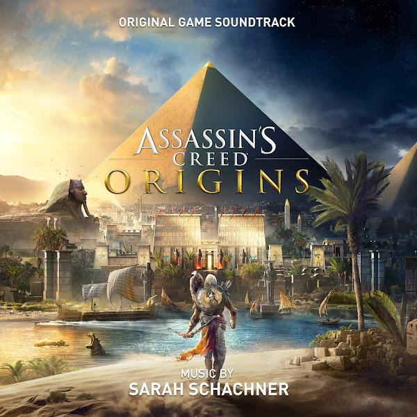 Sarah Schachner - Assassin's Creed Origins (Original Game Soundtrack) Cover