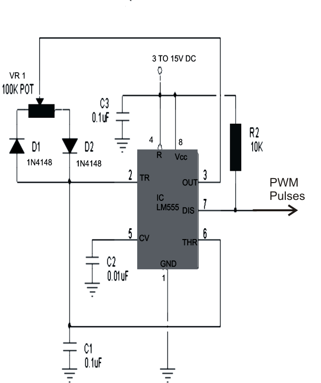 555 Pwm Circuit – name