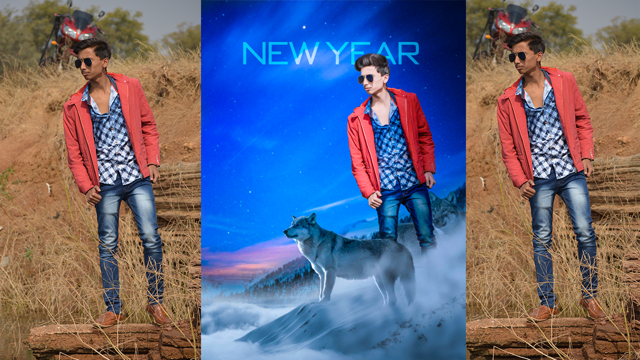 Photoshop new year photo editing tutorial 2017 2018 photoshop photoshop new year photo editing tutorial 2017 2018 baditri Gallery