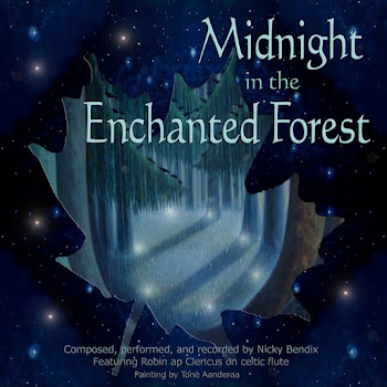 'Midnight in the Enchanted Forest' - Nicky Bendix; CD 2011