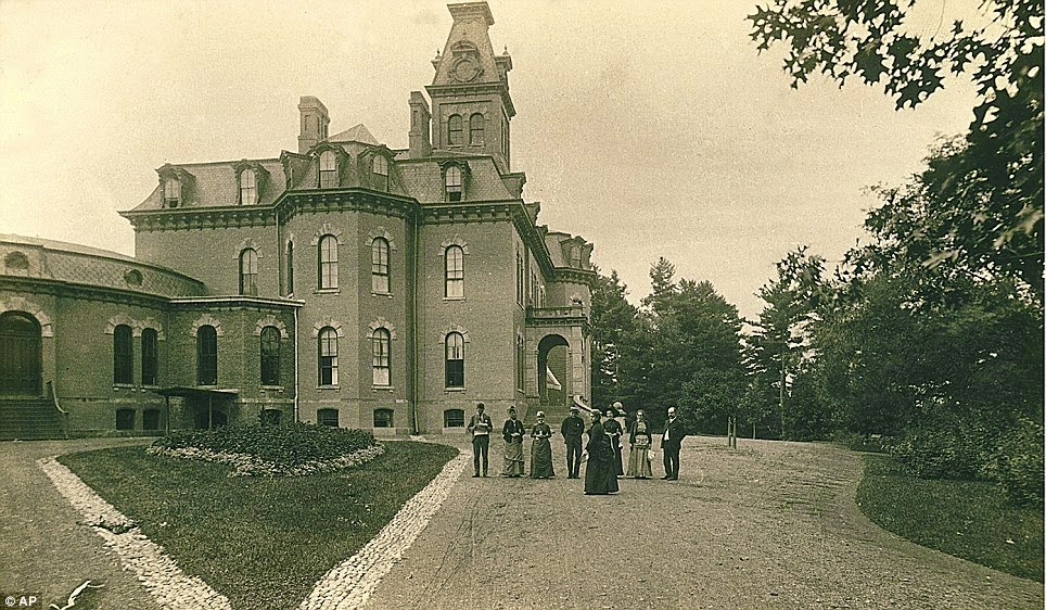 Willard Asylum, New York, USA | 10 Scariest Abandoned Hospitals in the world