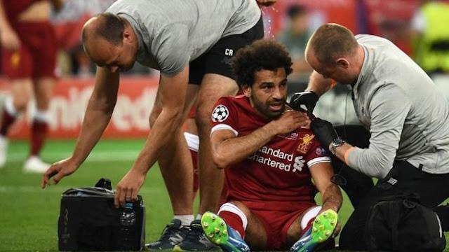 Mshambuliaji wa Liverpool na Misri Mohamed Salah amesema ana uhakika wa kuwepo kwenye michuano ya kombe la dunia baada ya kupata majeraha ya bega kwenye mchezo wa fainali ya ligi ya mabingwa Ulaya dhidi ya Real Madrid.