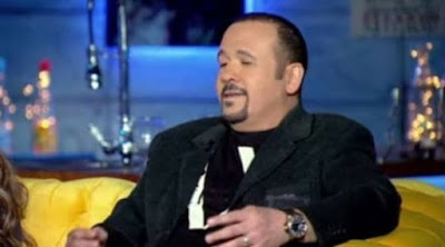 وفاة والدة الفنان المصري هشام عباس
