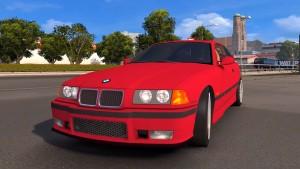 BMW E36 v1.0 car mod