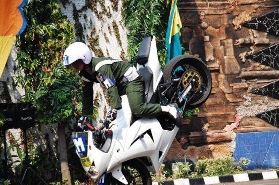 Kecelakaan Motor di Sukabumi, Satu Orang Tewas dan 4 Luka Berat