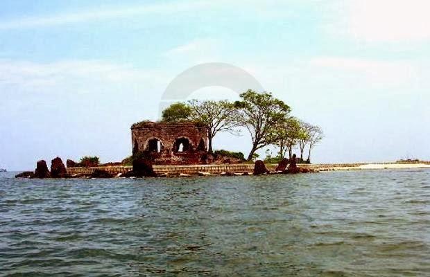Pulau Onrust, Cipir dan Kelor