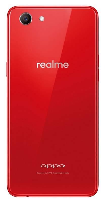 Oppo Realme 1 - Harga dan Spesifikasi Lengkap