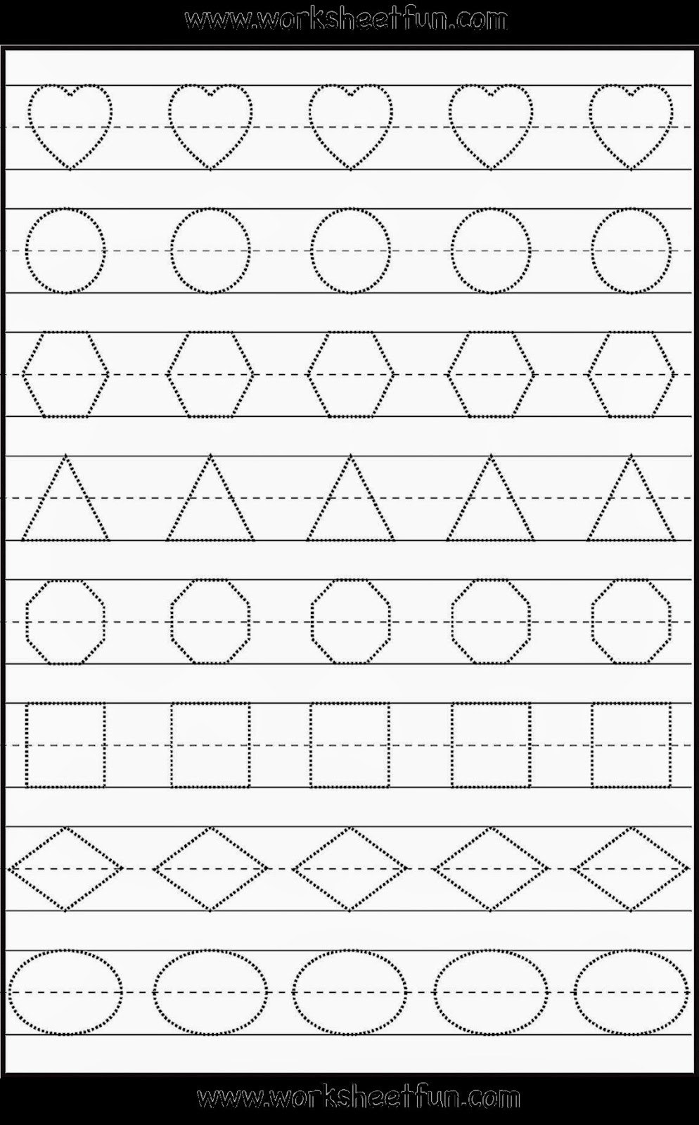 Free Preschool Printables | Free Coloring Sheet