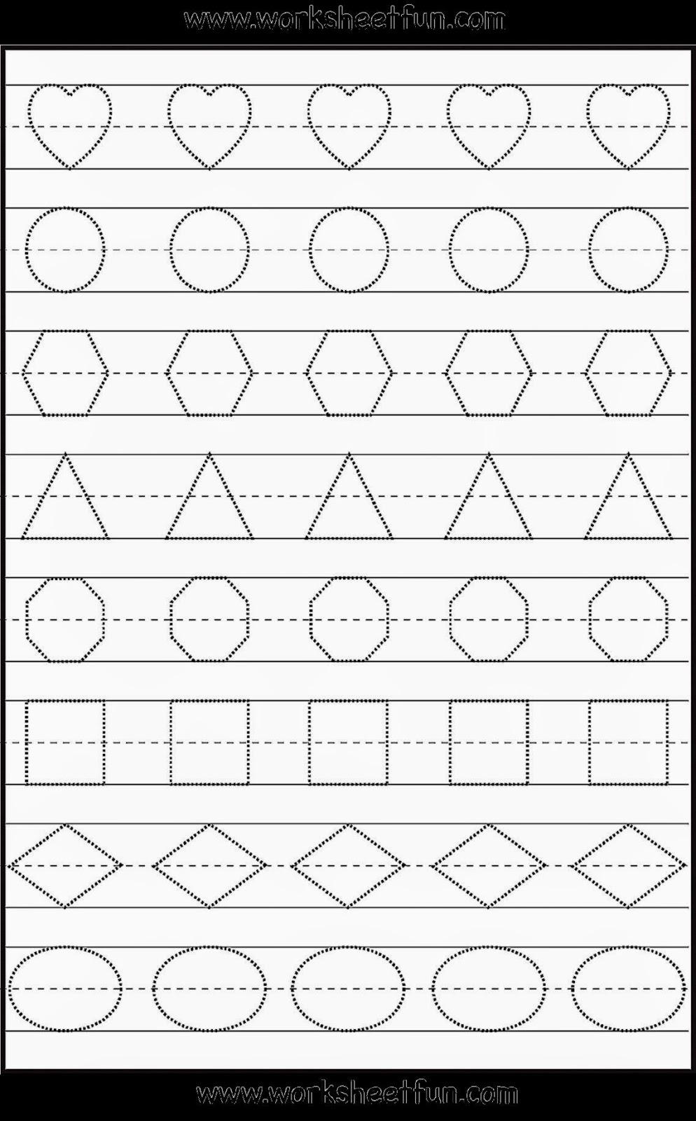 Free Preschool Printables | Free Coloring Sheet