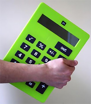Creative Calculators and Unusual Calculator Designs (15) 9