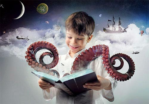 Create An Incredible Story Coming Alive Fantasy Photomanipulation
