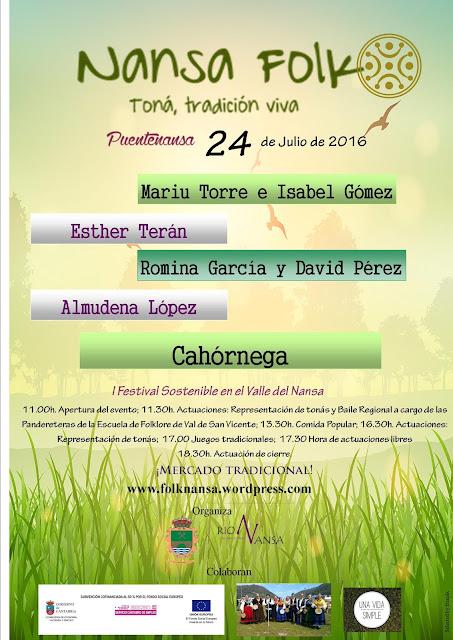 Nansa Folk: I Festival sostenible en el Valle del nansa