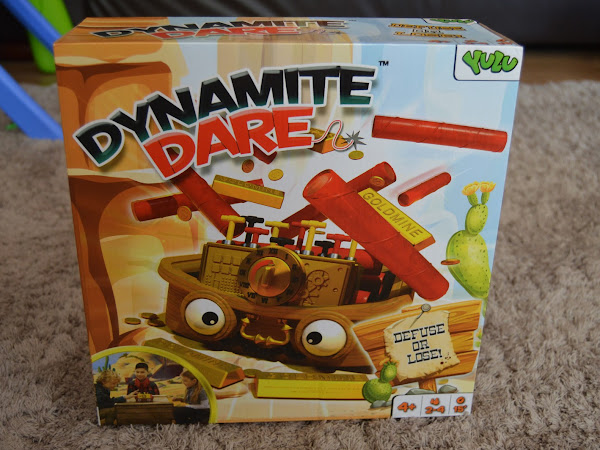 Review - Dynamite Dare