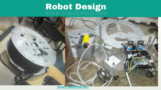 Wireless Remote Control Robot