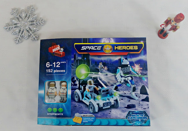 Galactic Explorers Space Heroes Set