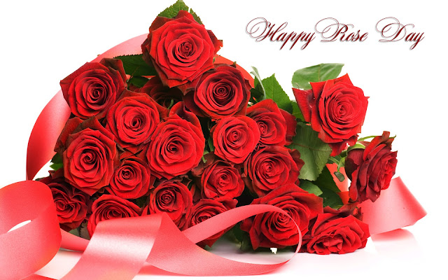 Rose Day Greeting Cards 2017