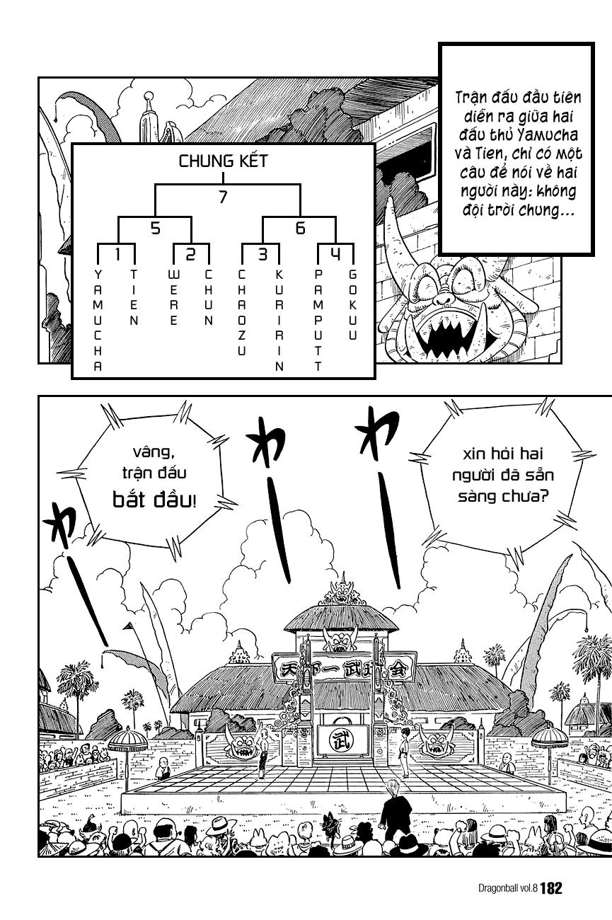 Dragon Ball chap 117 trang 2