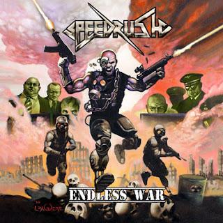 """Το lyric video των Speedrush για το τραγούδι """"Into the Abyss"""" από το album """"Endless War"""""""
