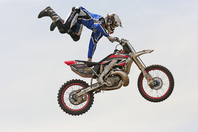 Steps To Ride a Dirt Bike