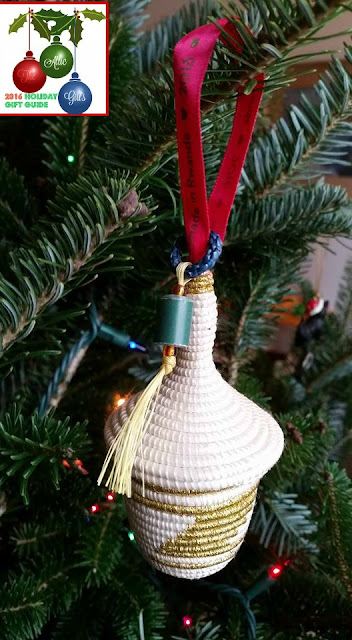 Christmas ornaments, gifts that give back, family traditions, Rwanda