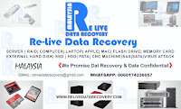 Network Drive Recovery