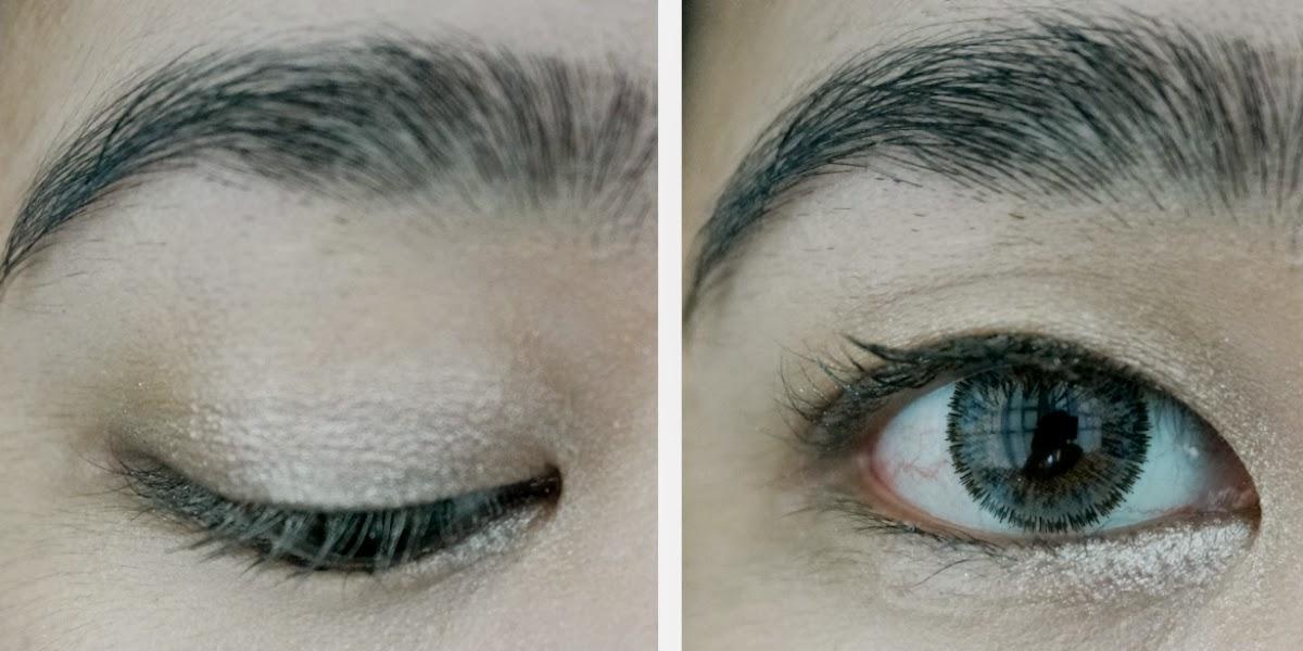valentine week modern vintage fotd makeup look