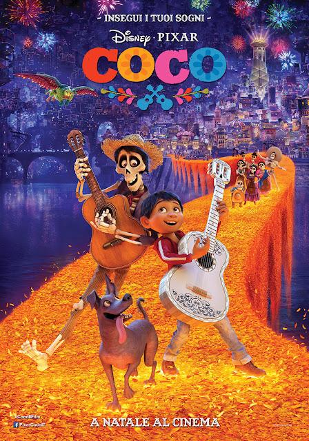 Coco Poster Pixar