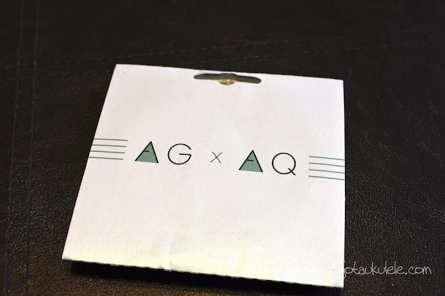 Aquila AGxAQ ukulele strings