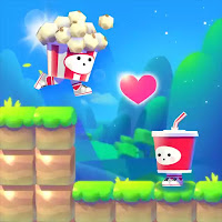 Pocket Jump : Casual Jumping Game  (Mod Apk Unlimited Gold Coins)