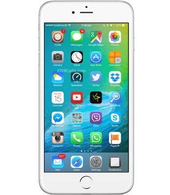 huong dan unlock iphone 6s apple