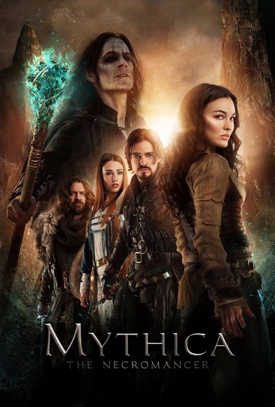 Mythica 4: The Iron Crown Legendado