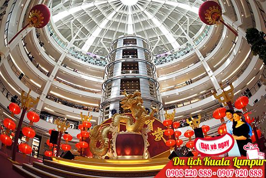 Những địa chỉ mua sắm nổi tiếng tại Kuala Lumpur