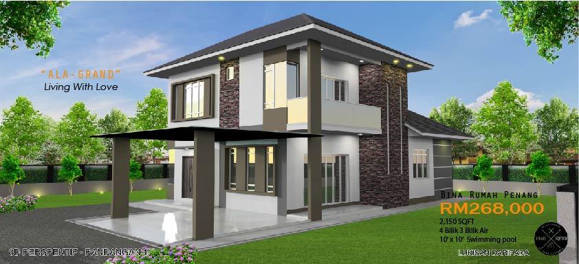 Bina Rumah Penang