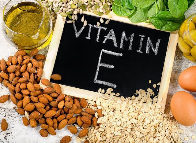 Manfaat Dan Kebaikan Vitamin E Untuk Kesihatan
