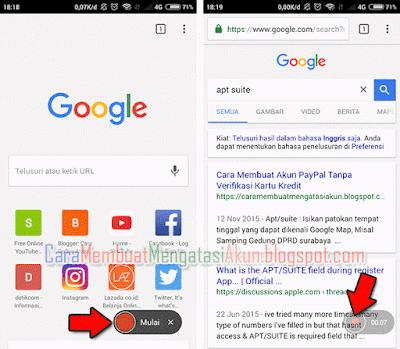 aplikasi screen recorder xiaomi