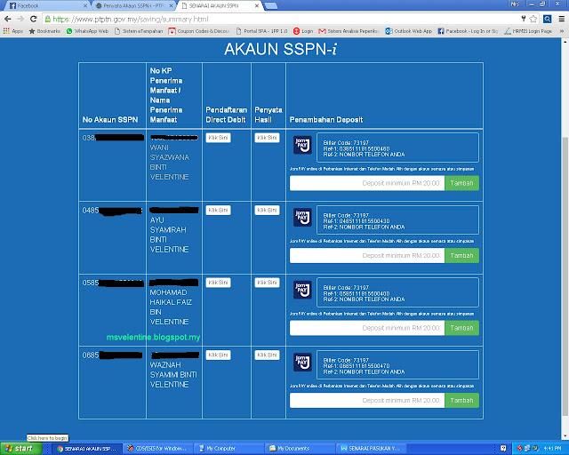 Pembukaan Akaun SSPN-i Secara Online
