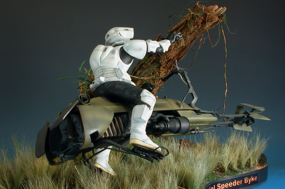 Star Wars Stormtroopers Fantasy Art Artwork Bwing Down: Scouts, Models And Scale Model On Pinterest