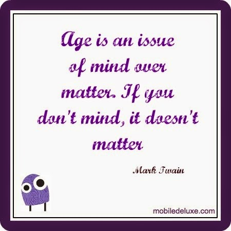 Age Quotesissue Of Mind Over Matter Mylovelyquotes Quotes