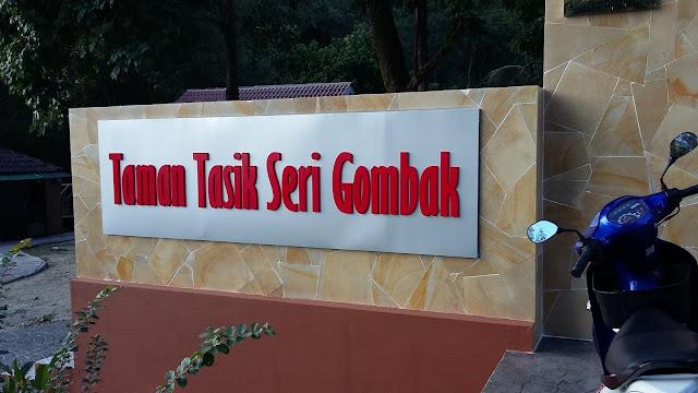 Taman Tasik Sri Gombak