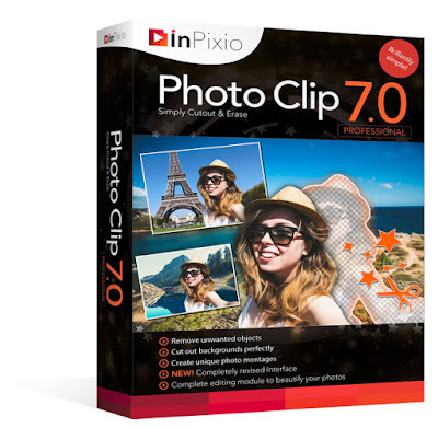 [GIVEAWAY] InPixio Photo Clip 7 [Remove Unwanted Objects-Background from your Photos]