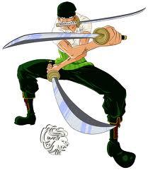 Triple Sword Style