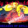 Big Fat Daddy's Pit Beef BBQ Barbecue Barbeque Blog Wayne M. Schafer Baltimore Maryland Food Vendor: Grilling Turkey Legs on the BBQ Tips n Tricks