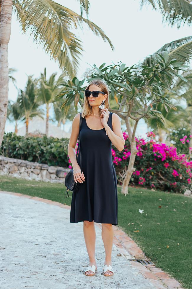 Travel Little Black Dress