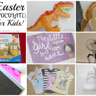Life as mum uk family lifestyle blog march 2016 10 non chocolate easter gifts for kids negle Image collections