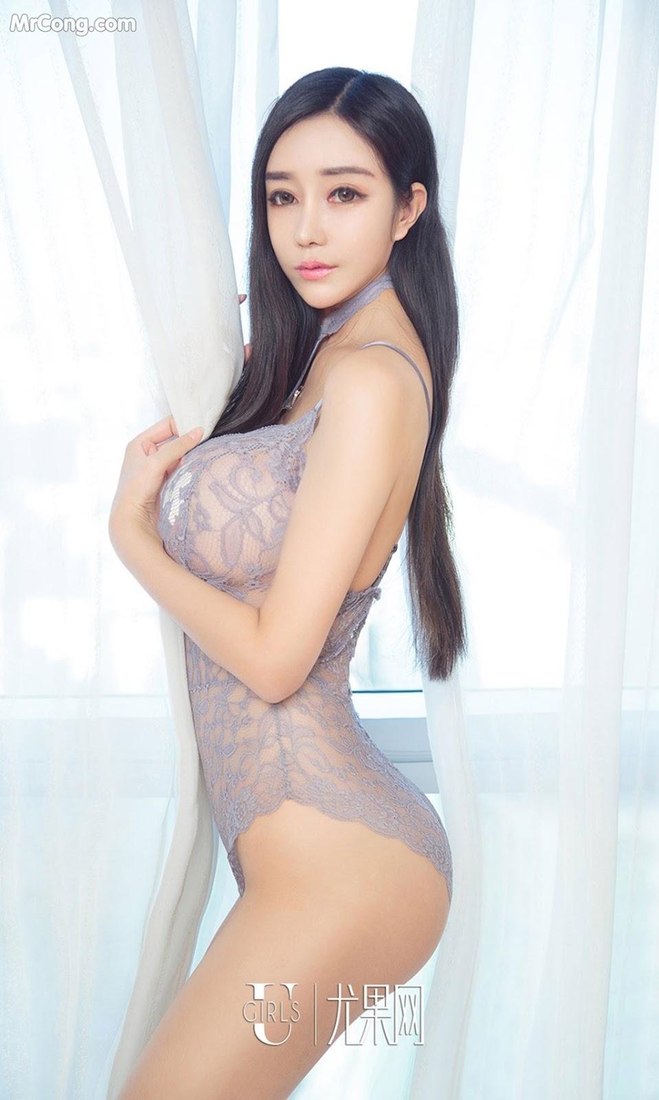 UGIRLS - Ai You Wu App No.890: Model Yina (40 photos)