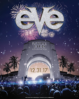 Universal Studios Hollywood to host first-ever New Year's Eve in-park celebration on December 31