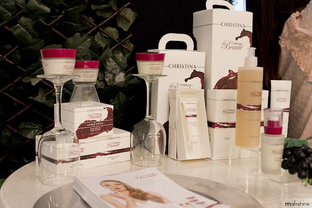 Christina Cosmetics FriendsFluencers - Maikshine