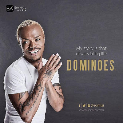 South African gay media personality, Somizi details his sexual encounter with a famous musician and his girlfriend in Tell-all book